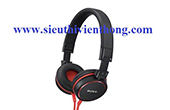 | Tai nghe SONY MDR-ZX600
