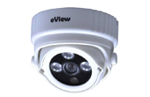 | Camera IP Dome hồng ngoại eView PL603N13
