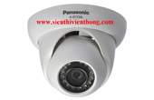 Camera IP PANASONIC | Camera IP Dome hồng ngoại 1.3 Megapixels PANASONIC K-EF134L03