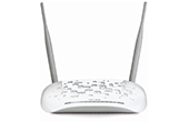 Thiết bị mạng TP-LINK | 300Mbps Wireless N ADSL2+ Modem Router TP-LINK TD-W8968