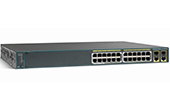 SWITCH CISCO | Switch CISCO Catalyst 2960 WS-C2960-24PC-S