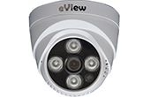 Camera IP eView | Camera IP Dome hồng ngoại eView IRD3004N13