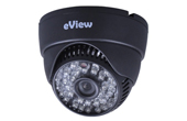 Camera IP eView | Camera IP Dome hồng ngoại eView IRD2548N13