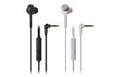 Tai nghe Audio-technica | Tai nghe In-Ear HeadPhones Audio-technica ATH-CKS55XiS