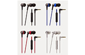 Tai nghe Audio-technica | Tai nghe In-Ear HeadPhones Audio-technica ATH-CKR3iS