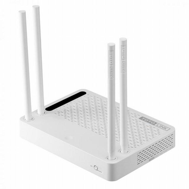 AC1200 Wireless Dual Band Gigabit Router with USB Port TOTOLINK A3002RU