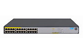 SWITCH HP | HP 1420-24G-PoE+ (124W) Switch JH019A