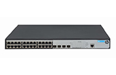 | HP 1920-24G-PoE+ (370W) Switch JG926A