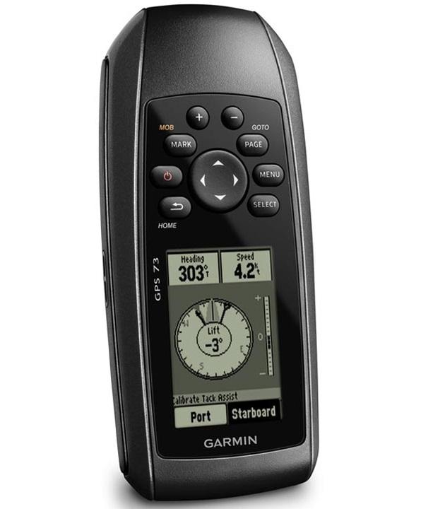 Máy định vị cầm tay GPS Garmin GPS 73