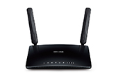 Thiết bị mạng TP-LINK | 300Mbps Wireless N 4G LTE Router TP-Link TL-MR6400