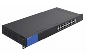 Thiết bị mạng LINKSYS | 24-Port Business Desktop Gigabit Switch LINKSYS LGS124