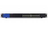 Thiết bị mạng LINKSYS | 24-Port Business Desktop Gigabit PoE+ Switch LINKSYS LGS124P