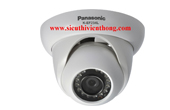 Camera IP PANASONIC | Camera IP Dome hồng ngoại 2.0 Megapixels PANASONIC K-EF234L03