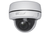 Camera IP GOLDEYE | Camera IP Dome hồng ngoại 4.0 Megapixel Goldeye GE-LDZ40N3