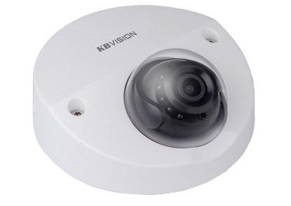 Camera IP Dome hồng ngoại không dây 2.0 Megapixel KBVISION KX-2002WAN
