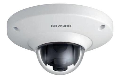 Camera IP Dome hồng ngoại 5.0 Megapixel KBVISION KX-0504FN