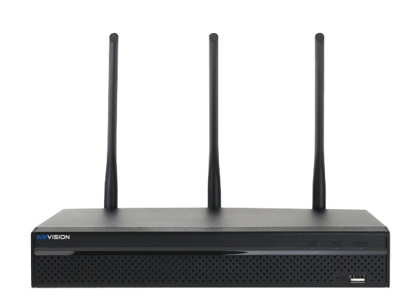 Đầu ghi hình camera IP Wifi 4 kênh KBVISION KX-8104WN2