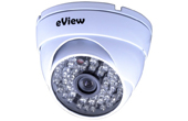 | Camera AHD Dome hồng ngoại Outdoor eView IRV3348A10L