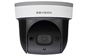| Camera IP Speed Dome hồng ngoại 2.0 Megapixel KBVISION KRA-IP0320P04B