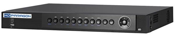Đầu ghi hình HD-TVI 4 kênh HDPARAGON HDS-7204FTVI-HDMI/S