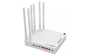 Thiết bị mạng TOTOLINK | AC1900 Wireless Dual Band Gigabit Router TOTOLINK A6004NS