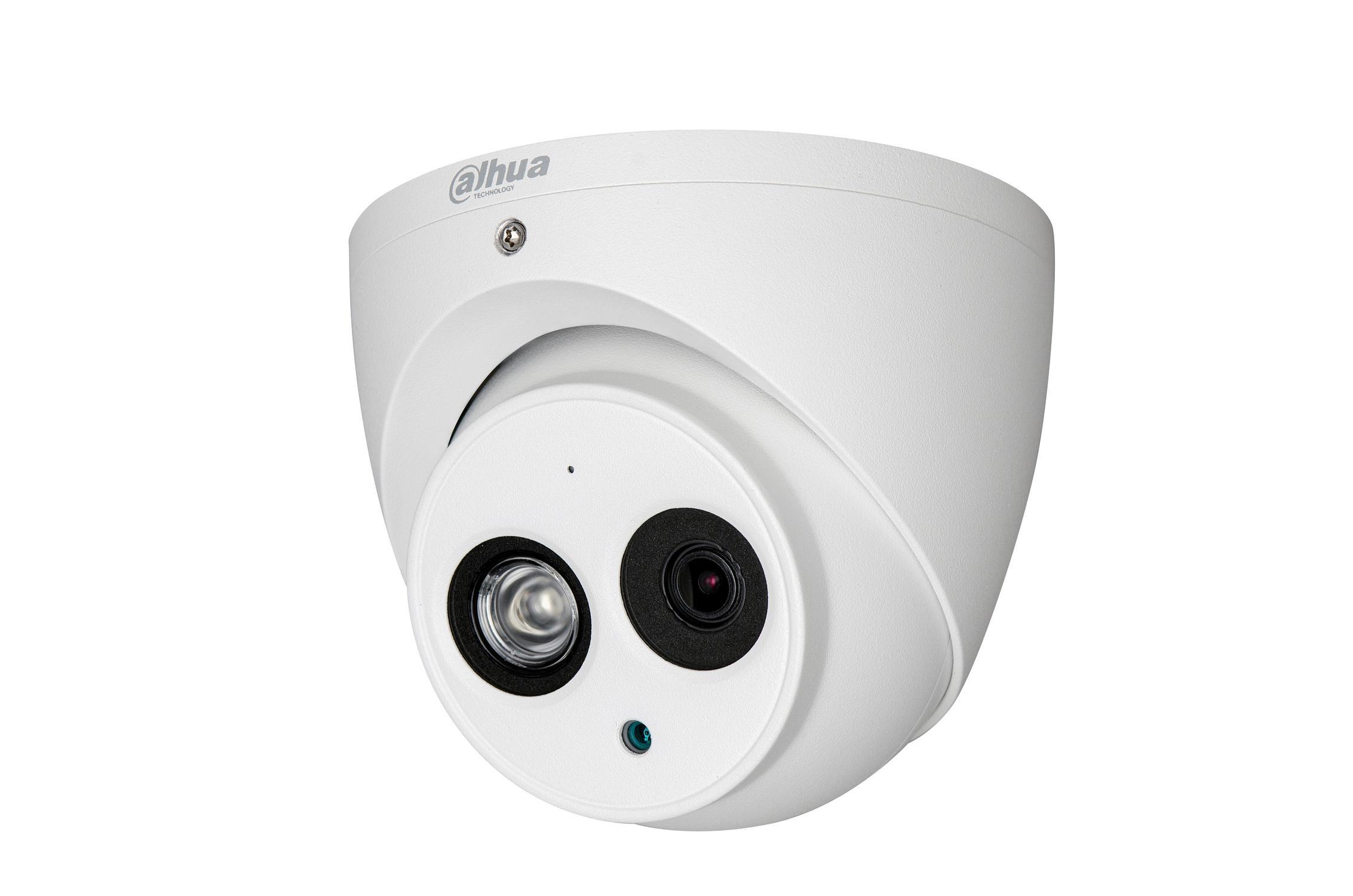 Camera HDCVI Dome hồng ngoại 2.0 Megapixel DAHUA DH-HAC-HDW2221EMP-A