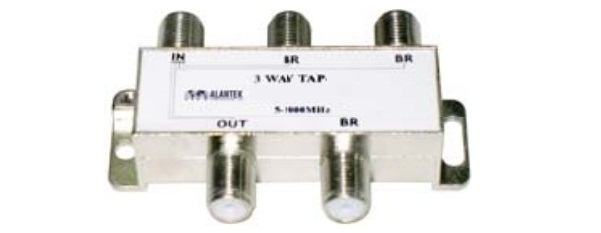 Bộ chia Tap off Indoor 3-way 16dB Alantek (308-IT5273-0016)