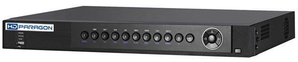 Đầu ghi hình HD-TVI 8 kênh HDPARAGON HDS-7208FTVI-HDMI/SE