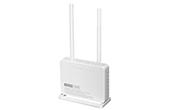 | 300Mbps Wireless N ADSL 2/2 + Modem Router TOTOLINK ND300