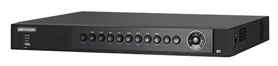 Đầu ghi hình HD-TVI và camera IP Hybrid 4 kênh TURBO 3.0 HIKVISION DS-7604HUHI-F1/N
