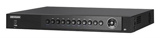 Đầu ghi hình HD-TVI và camera IP Hybrid 8 kênh TURBO 3.0 HIKVISION DS-7608HUHI-F2/N