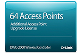 Thiết bị mạng D-Link | 64 Access Point Upgrade License D-Link DWC-2000-AP64-LIC