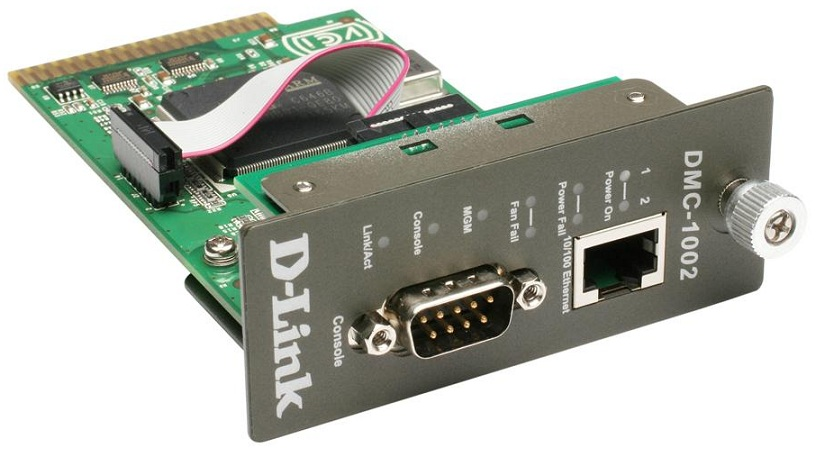 SNMP Management Module for DMC-1000 D-Link DMC-1002