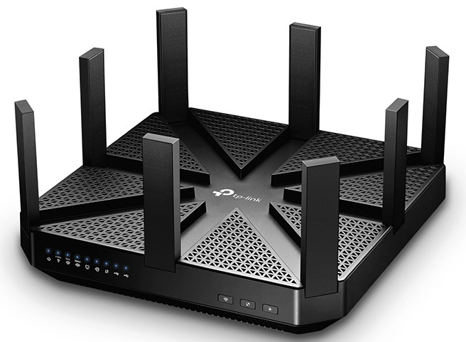 AC5400 Wireless Tri-Band MU-MIMO Gigabit Router TP-LINK Archer C5400