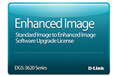 Thiết bị mạng D-Link | Standard Image to Enhanced Image Upgrade License D-Link DGS-3620-28SC-SE-LIC