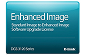 Thiết bị mạng D-Link | Standard Image to Enhanced Image Upgrade License D-Link DGS-3120-48PC-SE-LIC