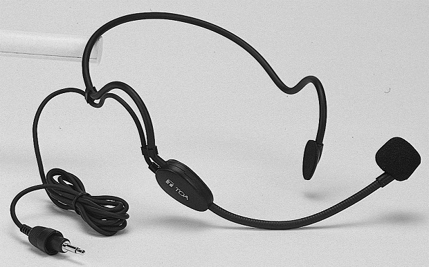 Headset microphone TOA WH-4000H