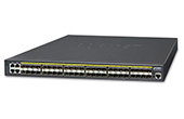 | 48-port 100/1000Mbps Switch PLANET GS-5220-44S4C