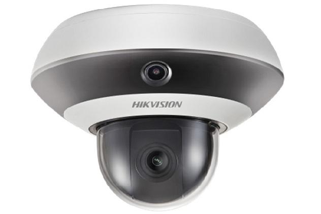 Camera IP Speed Dome toàn cảnh hồng ngoại 2 Megapixel HIKVISION DS-2PT3326IZ-DE3