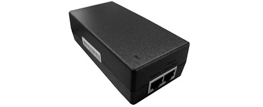 PoE 1-port 48V Passive Gigabit with Surge Protection Open Mesh