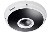 Camera IP Vivotek | Camera IP Fisheye hồng ngoại 5.0 Megapixel Vivotek FE9382-EHV (no cable)