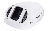 Camera IP Vivotek | Camera IP Dome hồng ngoại 2.0 Megapixel Vivotek MD8564-EH