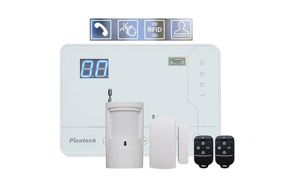 Báo trộm thông minh GSM 32 vùng PICOTECH PCA-8000GSM