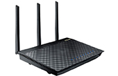Thiết bị mạng ASUS | N600Mbps Wireless Router ASUS RT-N18U