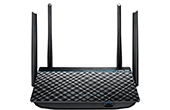 Thiết bị mạng ASUS | AC1300 Dual Band Wi-Fi Router ASUS RT-AC1300UHP