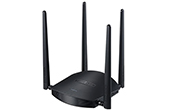 Thiết bị mạng TOTOLINK | AC1200 Wireless Dual Band Router TOTOLINK A800R