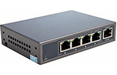 Switch PoE KBVISION | 4-port 10/100Mbps PoE Switch KBVISION KX-SW04P1