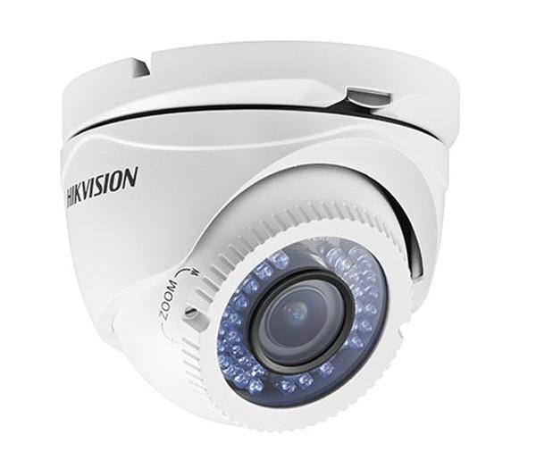 Camera HD-TVI Dome hồng ngoại 2.0 Megapixel HIKVISION DS-2CE56D0T-VFIR3E