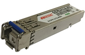 Thiết bị mạng APTEK | Single-Mode BIDI SFP Optical Transceiver APTEK APS1015-20-SC