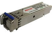 Thiết bị mạng APTEK | Single-Mode BIDI SFP Optical Transceiver APTEK APS1113-20-SC